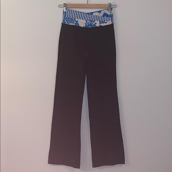 lululemon athletica Pants - LULULEMON Criss Cross Waistband Pants